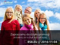 Miniaturka domeny optiker.pl