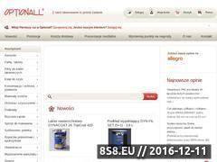 Miniaturka domeny www.optionall.pl