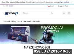 Miniaturka domeny www.optiva.pl