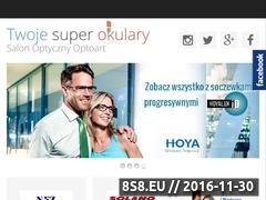 Miniaturka domeny www.optoart.pl