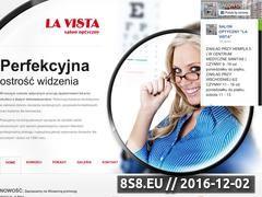 Miniaturka domeny optyklavista.pl