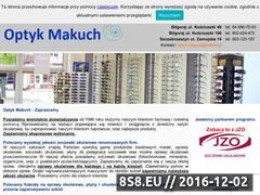 Miniaturka domeny optykmakuch.pl