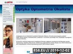 Miniaturka domeny optykmorena.pl