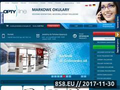 Miniaturka optyline.pl (Okulary, soczewki i oprawy)