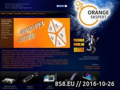 Miniaturka orange-ekspert.com (Doradztwo usług Orange)
