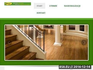 Zrzut strony Podłogi Lublin - panele podłogowe, parkiety