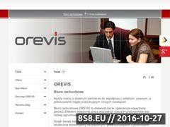 Miniaturka OREVIS - biuro rachunkowe Gdańsk (orevis.pl)