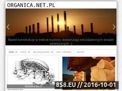Miniaturka domeny organica.net.pl