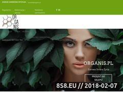 Miniaturka organis.pl (Sklep z mieszankami ziołowymi i suplementami)