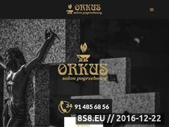 Miniaturka domeny www.orkus.com.pl
