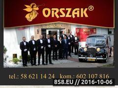 Miniaturka domeny www.orszak.pl