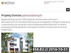 Miniaturka domeny www.osiedladomow.pl