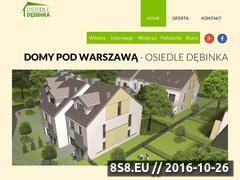 Miniaturka domeny osiedledebinka.pl