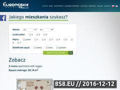 Miniaturka domeny osiedleeuropejskie.pl
