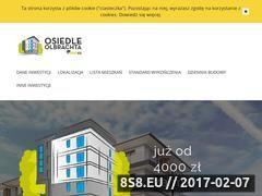 Miniaturka Mieszkania oraz osiedla (osiedleolbrachta.pl)