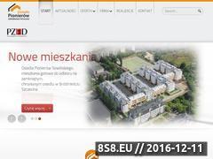 Miniaturka domeny www.osiedlepionierow.pl