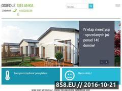 Miniaturka Deweloper z Katowic - Osiedle Sielanka (osiedlesielanka.pl)