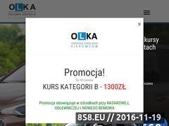 Miniaturka Prawo jazdy Odlewnicza (osk-olka.pl)