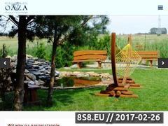 Miniaturka domeny www.osrodekoaza.pl