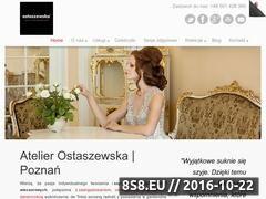 Miniaturka domeny ostaszewska.com