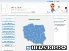Miniaturka domeny www.ostredyzury.pl