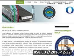 Miniaturka domeny www.ostroleka.pcv-okna.pl