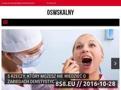 Miniaturka domeny www.oswskalny.pl