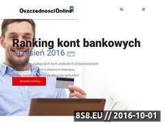 Miniaturka Bezpieczne inwestowanie, ranking lokat i kont (oszczednoscionline.pl)