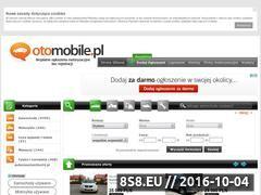 Miniaturka otomobile.pl (Bezpłatne ogłoszenia motoryzacyjne)