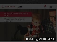 Miniaturka otvarta.pl (Tani abonament na komórkę)