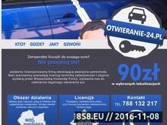 Miniaturka domeny otwieranie-24.pl