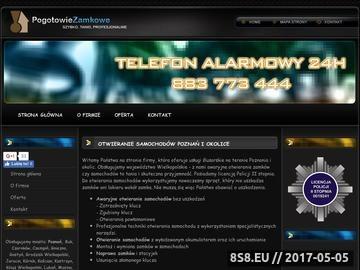 Zrzut strony Awaryjne Otwieranie Samochodów i Mieszkań Poznań i okolice 24H