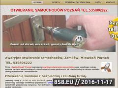Miniaturka domeny otwieranieaut24h.pl