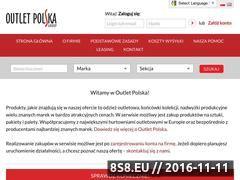 Miniaturka domeny www.outlet-polska.pl