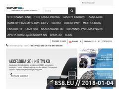 Miniaturka domeny outlet3d.eu