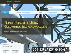Miniaturka domeny www.outokumpu.pl