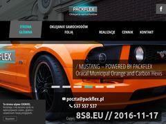 Miniaturka domeny packflex.pl