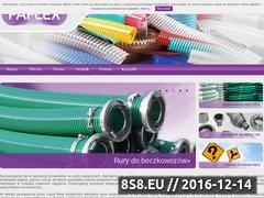 Miniaturka domeny www.paflex.pl