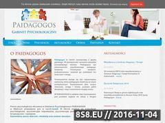 Miniaturka domeny paidagogos.pl