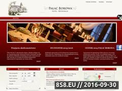 Miniaturka domeny palacborowa.pl