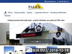Miniaturka domeny www.palex.pl