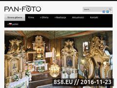 Miniaturka domeny www.pan-foto.pl