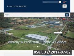 Miniaturka domeny www.panattoni.pl