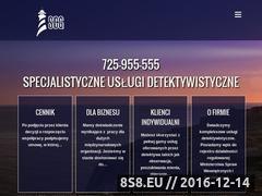 Miniaturka Detektyw - Badania DNA (pandetektyw.pl)