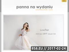 Miniaturka domeny pannanawydaniu.com.pl