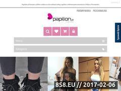 Miniaturka domeny www.papilion.pl