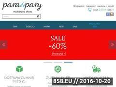Miniaturka domeny www.paradopary.pl