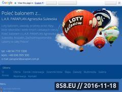 Miniaturka domeny www.paraplan.com.pl