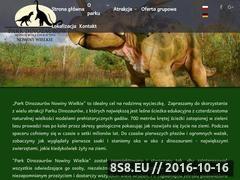 Miniaturka domeny park-dinozaurow.pl