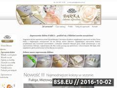 Miniaturka domeny www.parka.com.pl